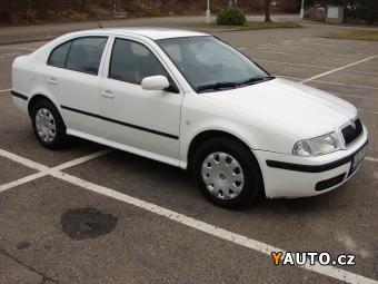 Prodám Škoda Octavia 1.9 TDI KLIMA (66 kw)