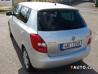 Prodám Škoda Fabia 1.2 TSI 1. Maj. serv. kníž. ČR