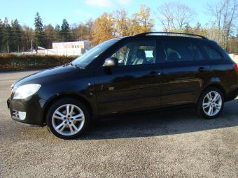 Prodám Škoda Fabia 1.4i (63 kw) klima