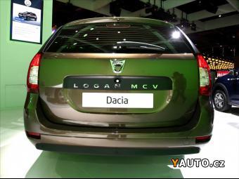 Prodám Dacia Logan 1,0 SCE MCV Arctica SKLADEM