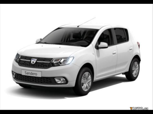 Prodám Dacia Sandero 1,0 SCE ARCTICA SKLADEM