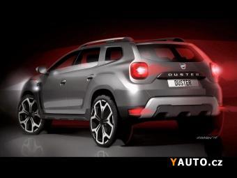 Prodám Dacia Duster 1,6 SCe Prestige 4x4 DOJEZD
