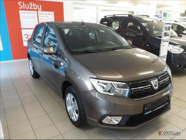 Prodám Dacia Sandero 0,9 TCe ARCTICA SKLADEM
