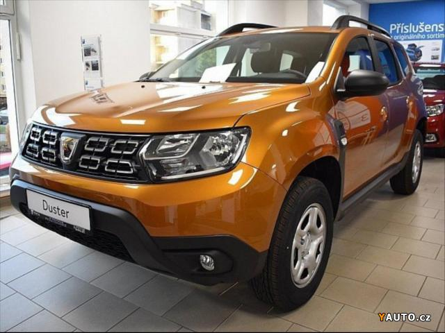 Prodám Dacia Duster 1,6 Sce 4x2 Comfort 1, 2019