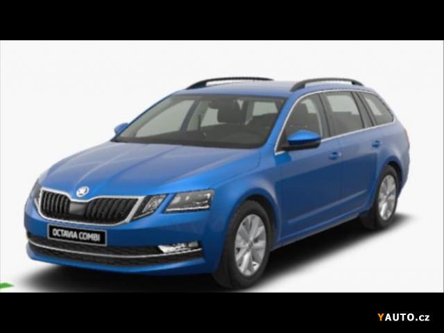 Prodám Škoda Octavia 1,5 TSI 110 kW Style Plus
