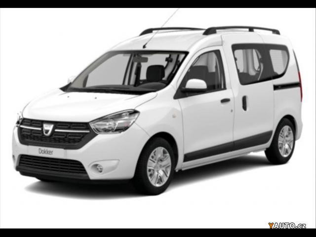 Prodám Dacia Dokker 1,6 SCe ARCTICA-SKLADEM