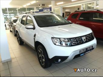 Prodám Dacia Duster 1,3 TCe Prestige 4x2 SKLADEM
