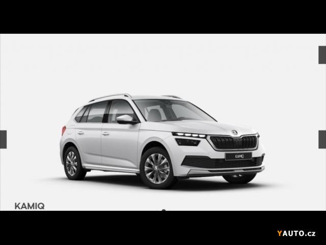 Prodám Škoda Kamiq 1,0 TSI 85 kW Style