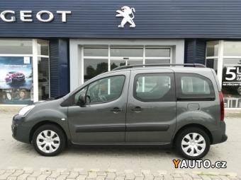 Prodám Citroën Berlingo 1,6 HDI 100k - rezervace
