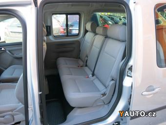 Prodám Volkswagen Caddy MAXI LIFE 2.0 TDi 7 MÍST