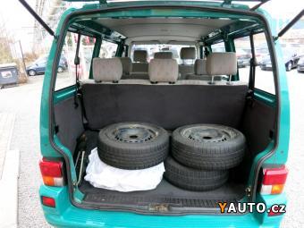 Prodám Volkswagen Transporter REZERVOVÁNO