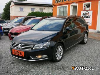 Prodám Volkswagen Passat REZERVOVÁNO