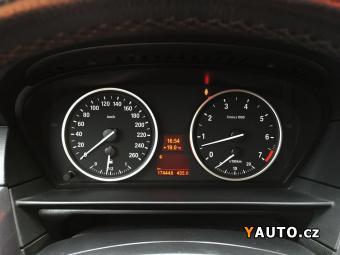 Prodám BMW Řada 5 523i 140kW FL Bi-XENON NAVI