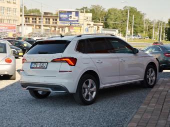 Prodám Škoda Kamiq 1.0 TSi STYLE, ACC, LED, NAVI, ČR