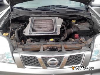 Prodám Nissan X-Trail 2.2 dCi Comfort 2WD