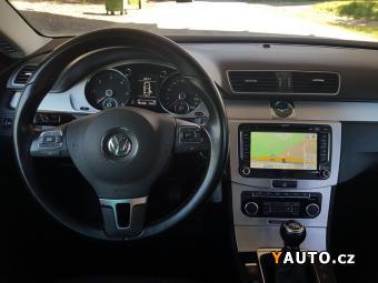 Prodám Volkswagen Passat CC 2.0 TDI 125kW BUFÍK NAVI