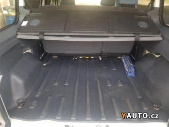 Prodám Ford Tourneo Connect 1.8Tdci 81kW Trend 1. majitel Č
