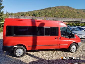 Prodám Ford Transit 2.2 Tdci 92kW 9 míst L3H2 350