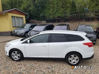 Prodám Ford Focus 1.6TDCI ČR NOVÉ VYH. SED. PARK