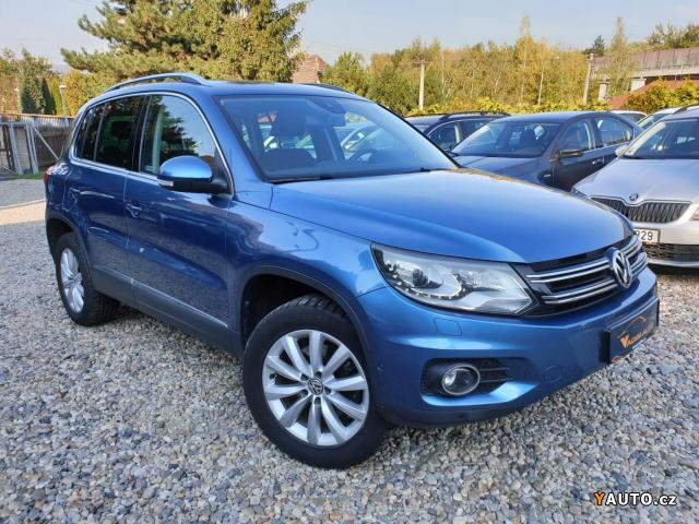 Prodám Volkswagen Tiguan 2.0 TDI 4X4 OFFROAD PACKET Č