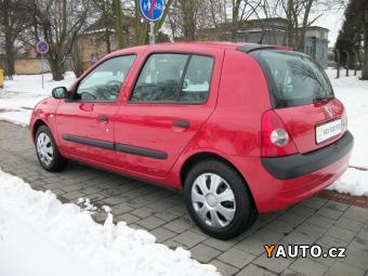 Prodám Renault Clio 12i 43kw