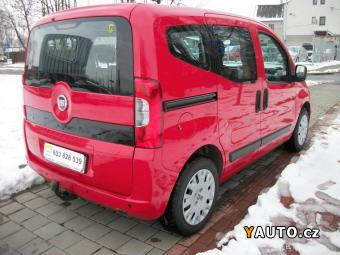 Prodám Fiat Fiorino Qubo 1.4 i LPG