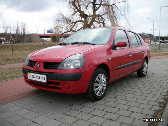Prodám Renault Thalia 1.4i 55kw
