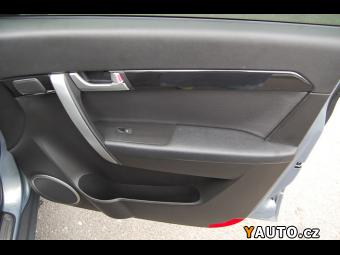 Prodám Chevrolet Captiva 2.2 VCDi 4x4, Navigace, 7-míst