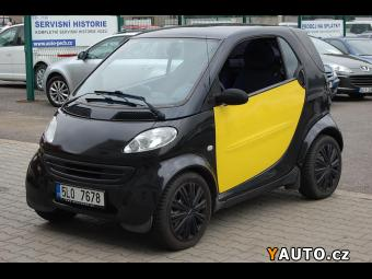 Prodám Smart Fortwo 0.8 CDi Panorama