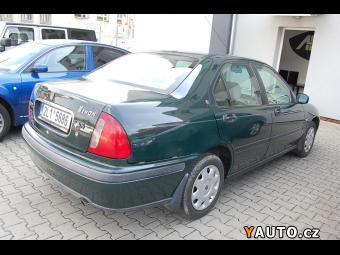 Prodám Rover 400 1.4i, Nové ČR