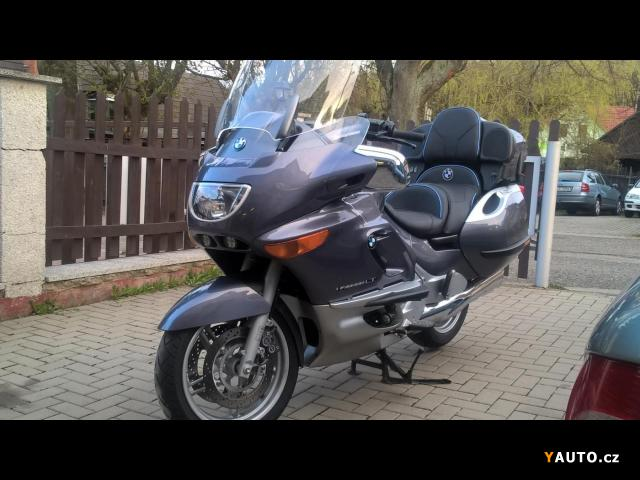 Prodám BMW K 1200 LT Tempomat, ABS