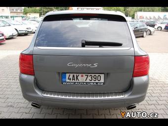 Prodám Porsche Cayenne S 4.5i V8