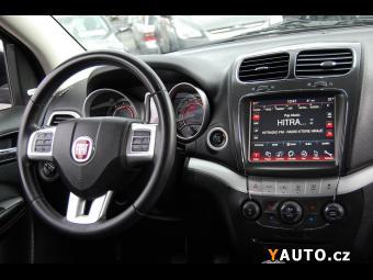 Prodám Fiat Freemont 2.0 JTD 7, Alpine, Navi, výhře