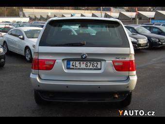 Prodám BMW X5 3.0i