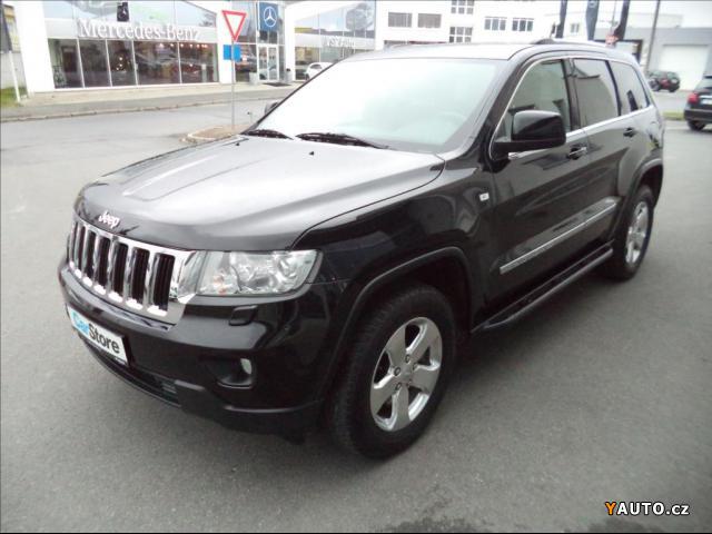Prodám Jeep Grand Cherokee 3,0 CRD V6 LAREDO ČR