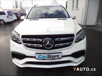 Prodám Mercedes-Benz GLS 5,5 63 AMG 4MATIC