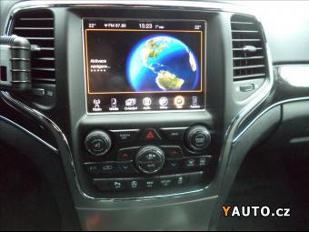 Prodám Jeep Grand Cherokee 3,0 GRAND CHEROKEE CRD V6 Tra