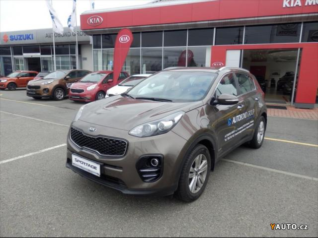 Prodám Kia Sportage 2,0 CRDi 6AT 4x4 Exclusive
