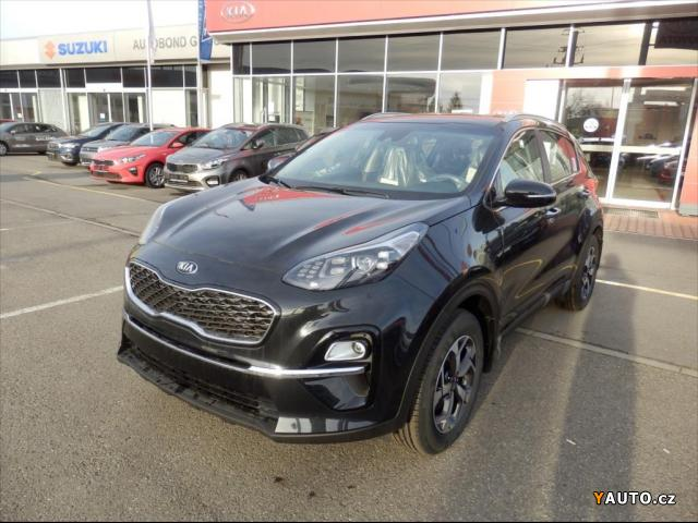 Prodám Kia Sportage 1,6 GDi Exclusive + LED
