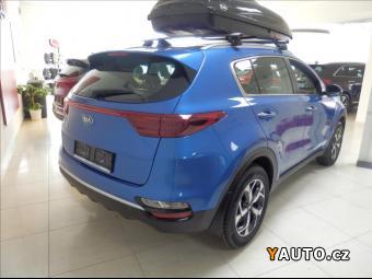 Prodám Kia Sportage 1,6 T-GDi Style