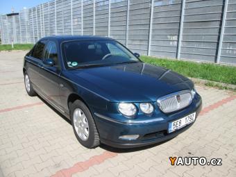 Prodám Rover 75 2,0 LPG  TOP STAV