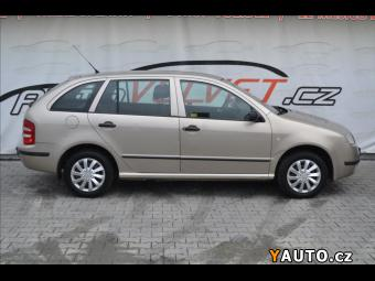 Prodám Škoda Fabia 1,2 HTP*Klima*Tažné*Serviska*