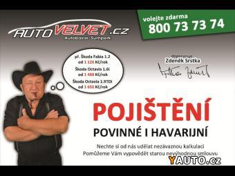 Prodám Škoda Octavia 1,6 MPi TEAM*VYHŘ. SEDAČKY*DIGI