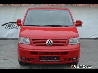 Prodám Volkswagen Transporter 2,5 TDi*Klima*Webasto*Tažné