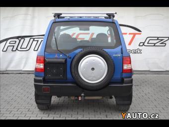 Prodám Mitsubishi Pajero Pinin 1,8 16V*SuperSelect*Klima*Tažn