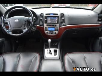 Prodám Hyundai Santa Fe 2,2 CRDi*4WD*Kůže*Tažné*Automa