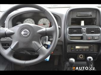 Prodám Nissan Navara 2,5 TDi*4x4*Tažné*Digiklima*