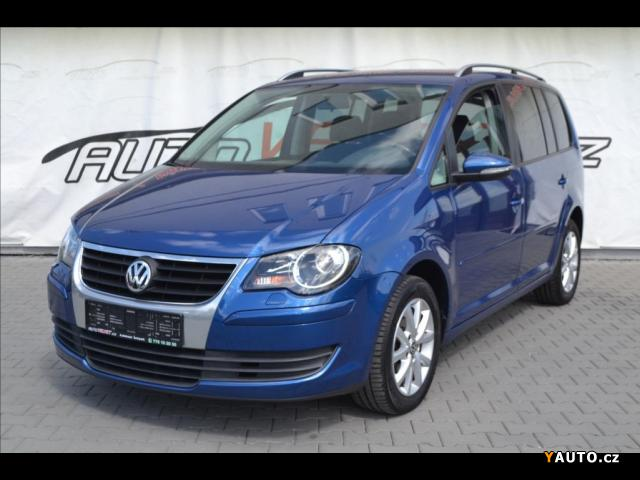 Prodám Volkswagen Touran 1,4 TSi*Freestyle*Digiklima*Ta