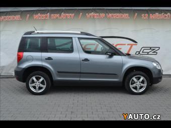 Prodám Škoda Yeti 1,2 TSi*Klima*Tempomat*