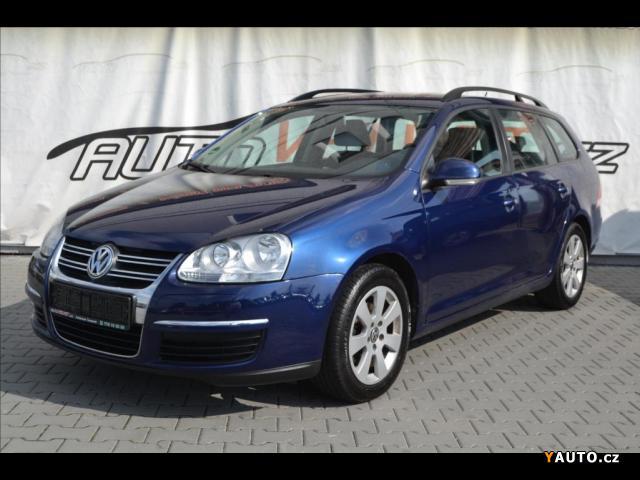 Prodám Volkswagen Golf 1,9 TDi*Digiklima*Tažné* V